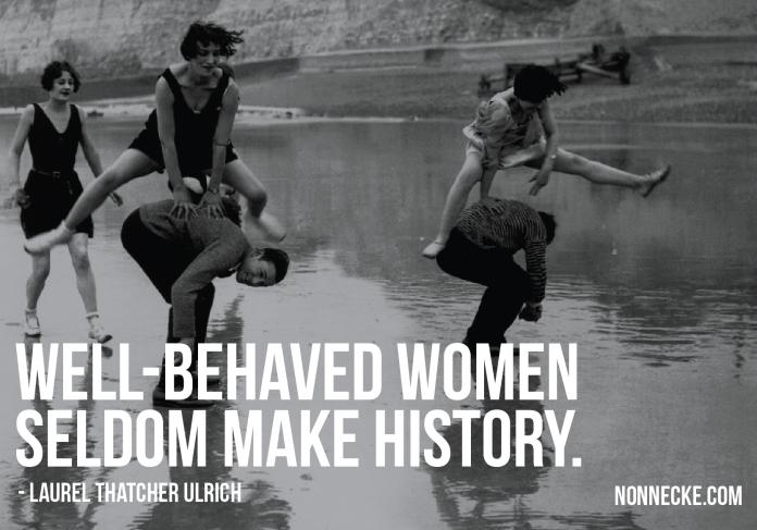 Well-behaved women-01
